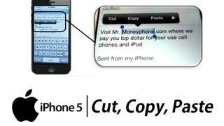 Apple iPhone 5 - Tutorials