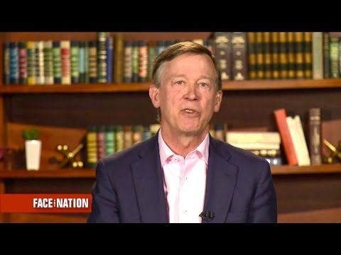 Colorado governor: If Hillary Clinton was a man, she would face less criticism