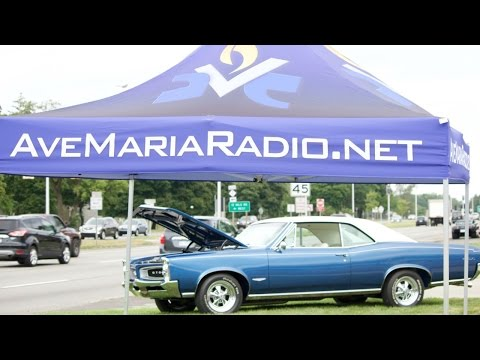 Catholic Classic Cars: LIVE Broadcast at the #DreamCruise 2015