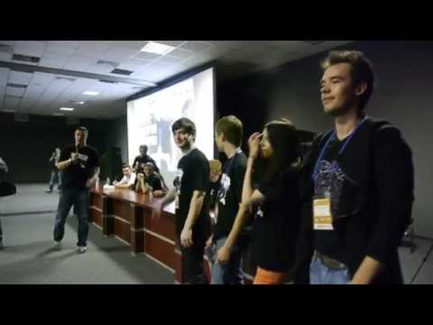 ВСЯ Сходка StopGame Игромир и Comic Con Russia 2015