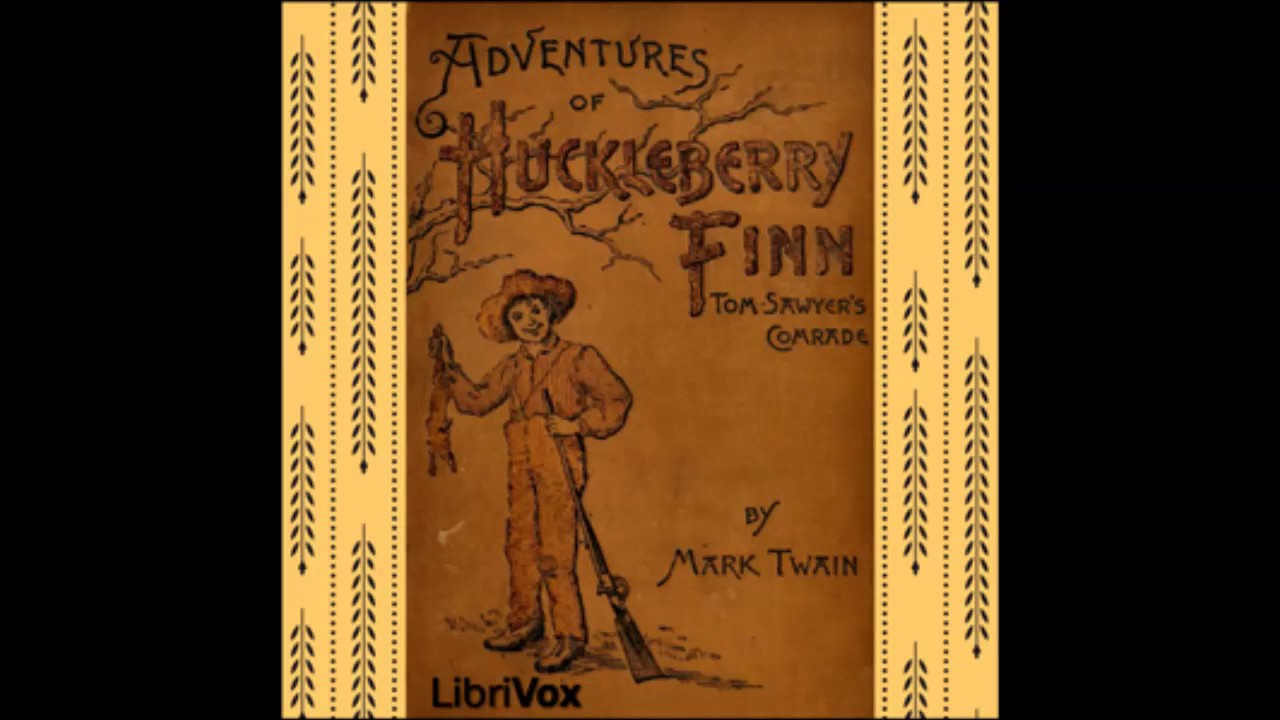 lessons about the true nature of people in adventures of huckleberry finn by mark twain