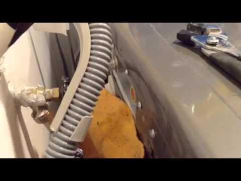 lg washing machine water hammer