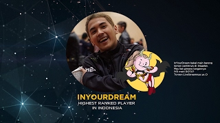 Dagelan Live Stream DOTA2 w/ inYourdreaM (ahjussi) and IPEYYY