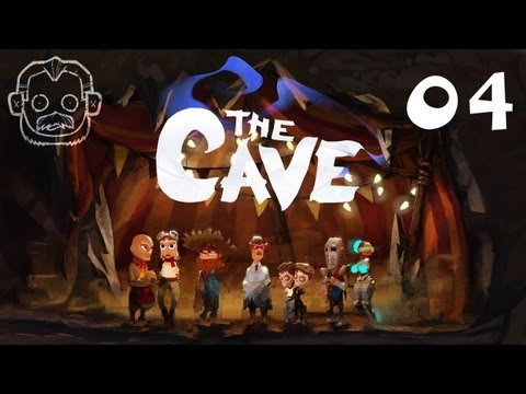 Let's Play The Cave #004 - Der König der Goldmine [deutsch] [720p]