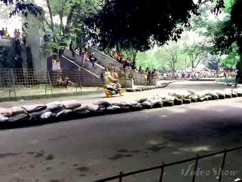 Roadrace Serang Banten 02 Maret 2014
