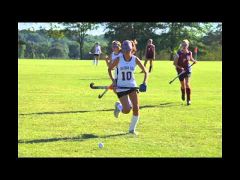 Chatham Hall Field Hockey - 1st Home Game 2012