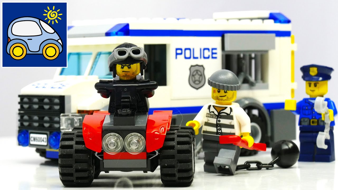 Скачать игру лего сити полиция на компьютер