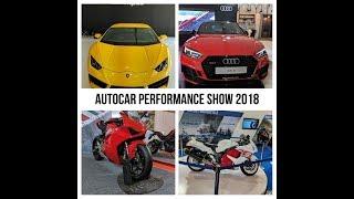 Autocar Performance Show 2018 :: Full Coverage | Cars | Bikes