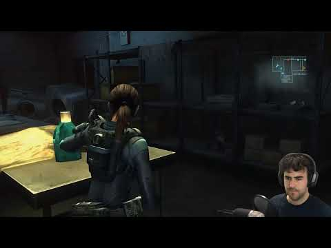 Resident Evil Revelations PC - Gameplay Walkthrough part 3