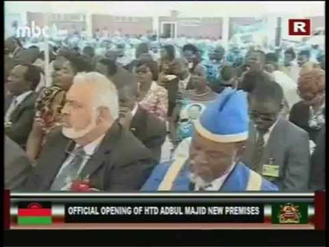 Malawi President Peter Mutharika Speech at The Opening of the HTD Motor City Complex  13 November 20