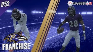 Wild Wild Card Weekend | vs Broncos (S2, Wildcard) | Madden NFL 18 Baltimore Ravens Franchise Ep. 52