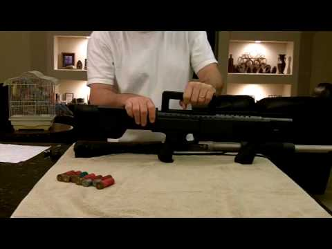 Mossberg 500 Pump Action Bullpup