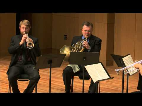 Malcolm Arnold: Brass Quintet No. 1