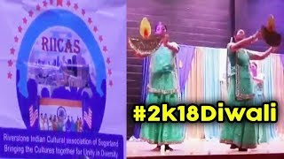 NRI Grandly Celebrate Diwali in RIICAS | #2018DiwaliDhamaka | Sugar Land, America
