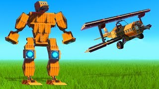 WHO HAS THE BEST TRANSFORMER CHALLENGE!? - Trailmakers