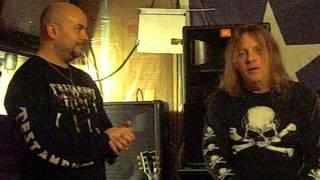 DEATH DEALER (ROSS THE BOSS) Interview