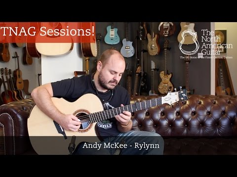 TNAG Sessions - Andy McKee