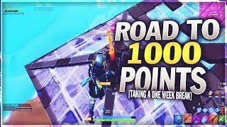 Road to 1000 Points   Episode ONE [EU]