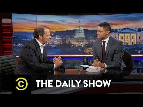 George Packer Extended Interview: Donald Trump's Path to Victory: The Daily Show