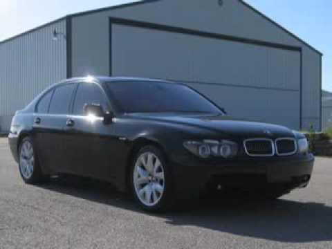 2005 Bmw 745i For Sale