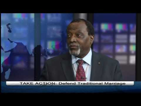 Alan Keyes on Obama's false pretext for War on Syria - PIJN 0143 - Dr. Chaps Klingenschmitt