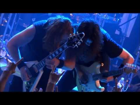Unisonic「I Want Out」LIVE In Taipei September 13,2012 (Michael Kiske+Kai Hansen)