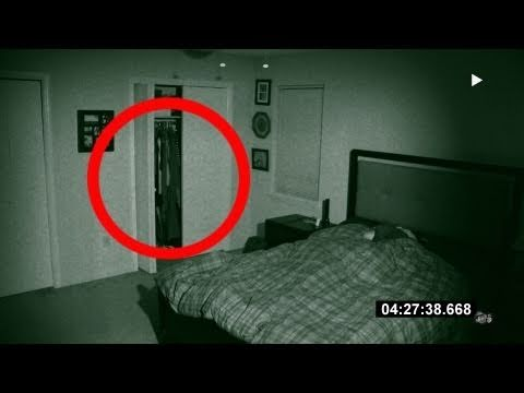 Ghost Sighting Caught In Haunted House, Ghost Sightings
