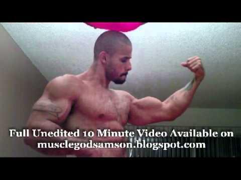 Muscle Worship Wednesdays: Samson
