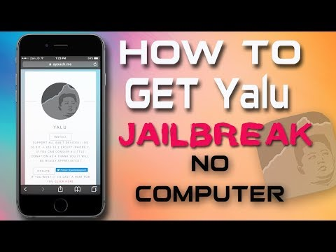 How to Install Yalu Jailbreak (No Computer) / No Revokes (1 Year) UPDATED!