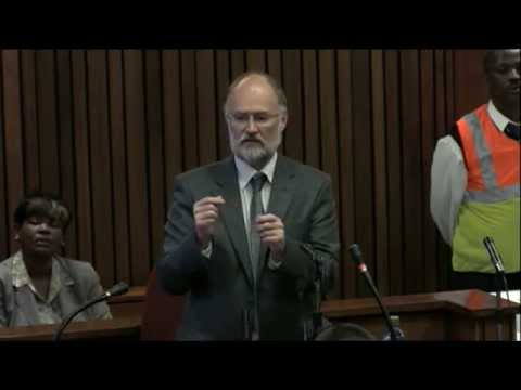 Oscar Pistorius Trial: Tuesday 15 April 2014, Session 4