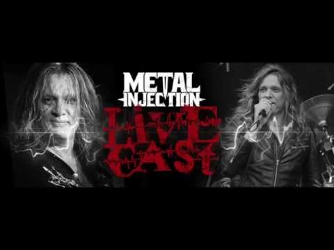 SEBASTIAN BACH On Skid Row, Trailer Park Boys, Gilmore Girls | Metal Injection