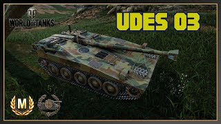 World of Tanks // UDES 03 // Ace Tanker // Sniper // Xbox One