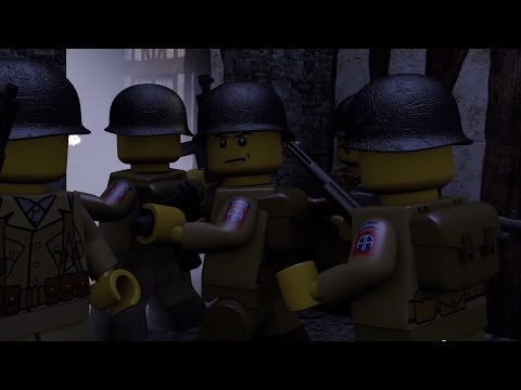 LEGO BATTLE OF NORMANDY: D-DAY