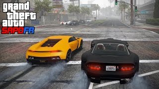 GTA SAPDFR - DOJ 89 - Street Racers (Criminal)