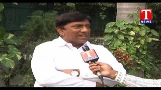 Face to Face with MP Vinod over Union Ministers meet | Tnews telugu