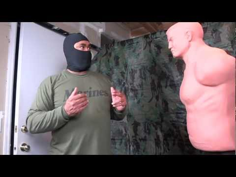 Krav Maga Self-Defense Techniques: Palm Strike, Ear Slap, Headbutt Attack Image 1