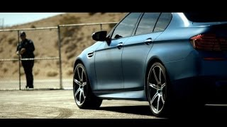 The New BMW M5 Unchained Anymore