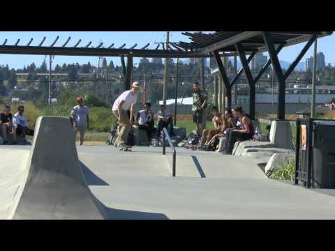 Super Tour 2015 - Queensborough Skatepark