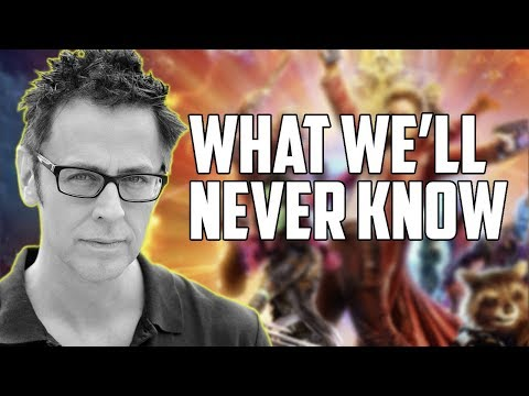 James Gunn Firing - Things We'll Never Know About Guardians Vol. 3