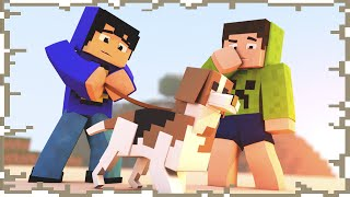 OS ANIMAIS DOS YOUTUBERS - Build Battle ( Moço Mike, Pac, Tete e Jazz )