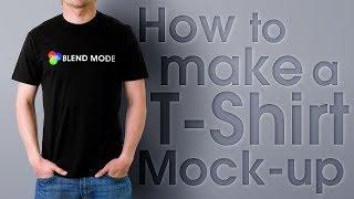 ULTIMATE T-shirt Mockup Guide