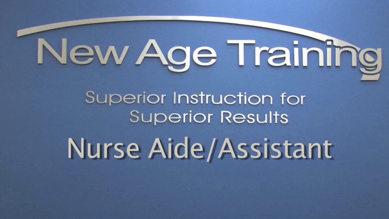 Cna affordable training new york nyc new age training xflitez Gallery