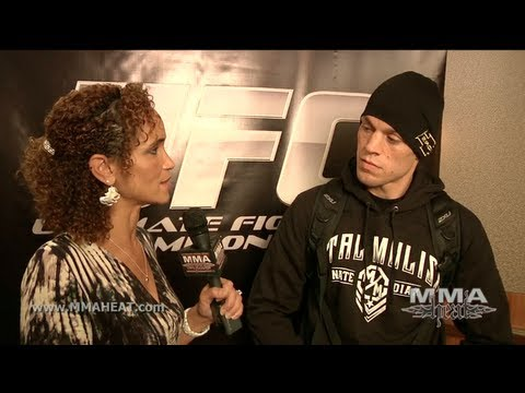 UFC's Nate Diaz on Henderson Title Bout, Nick's Advice, Network Censors + His Best Fights