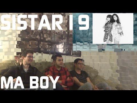 SISTAR19 - Ma Boy Music Video Reaction, Non-Kpop Fan Reaction [HD]
