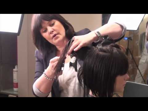 How to get a Shag Haircut with Scissors & Razors