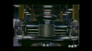 Facel Vega Facel III - Publicité Plein Pot Service Réparation Automobile