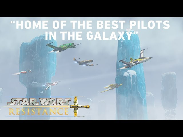 quotLive Firequot Preview  Star Wars Resistance