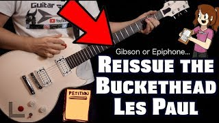 Sign the Petition! Get Epiphone or Gibson to Reissue the Buckethead Les Paul!   BH Signature Review