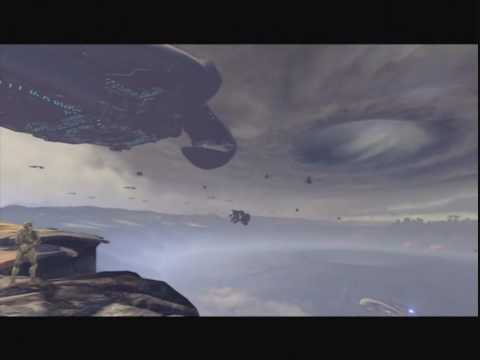 Watch in HD. Lots of trailers and in-game for Halo with an Epic soundtrack.