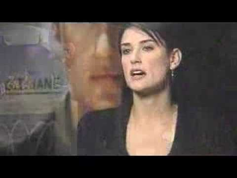 DEMI MOORE TALKS ABOUT G I JANE